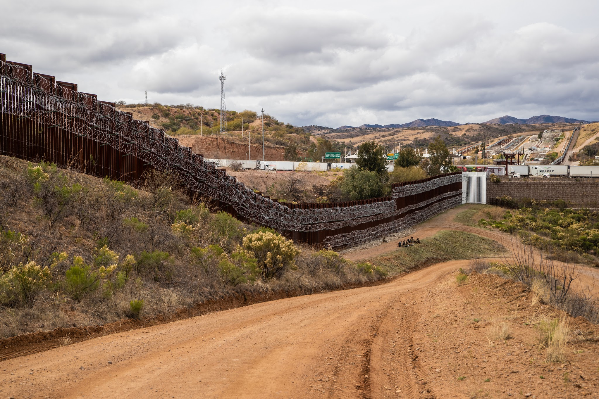 James Thunder: The border wall battle is beyond eminent domain