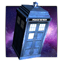 TARDIS 3D Live Wallpaper icon