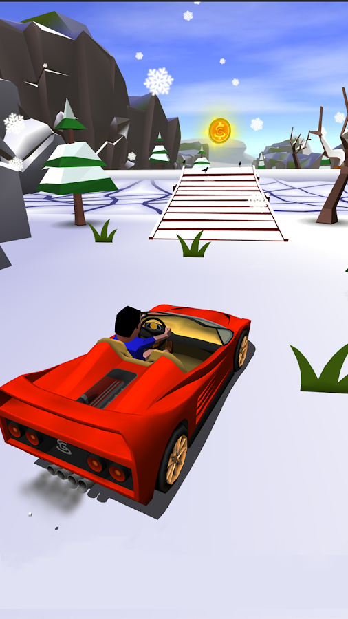Faily Brakes- screenshot