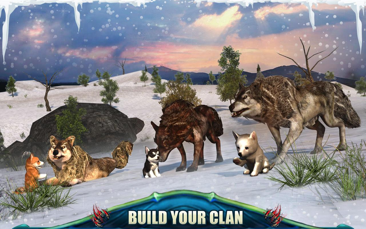 Ultimate Wolf Adventure 3d Screenshot