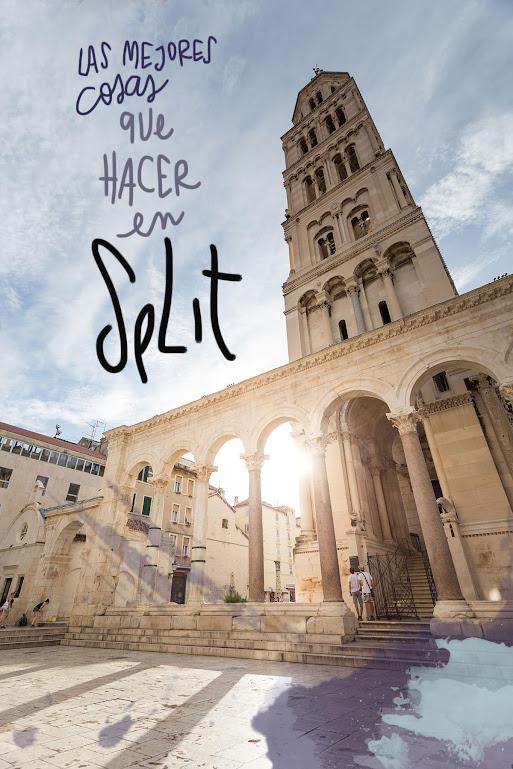 que ver y hacer en Split