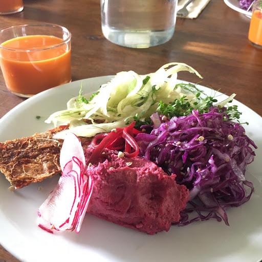Des couleurs dans vos assiettes