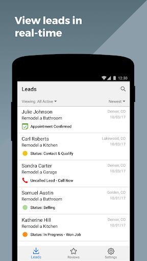 HomeAdvisor Pro 3.12.1.1 screenshots 1