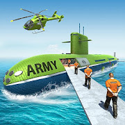 US Army Prison Submarine Transport