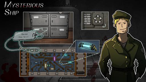 The mysterious ship - Find the clue apktram screenshots 3