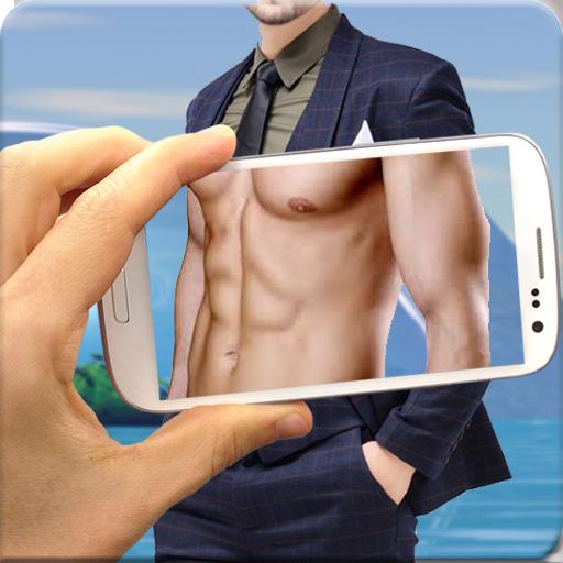 Body Scanner XRay Cloth Camera Prank
