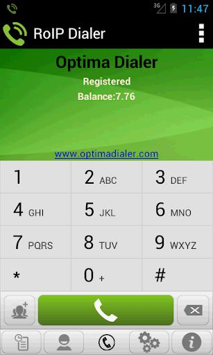 RoIP Mobile Dialer