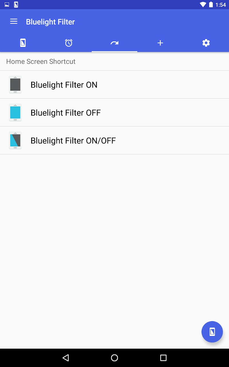Bluelight Filter for Eye Care Screenshot 10