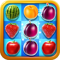 Fruit Crush - Match 3 games icon