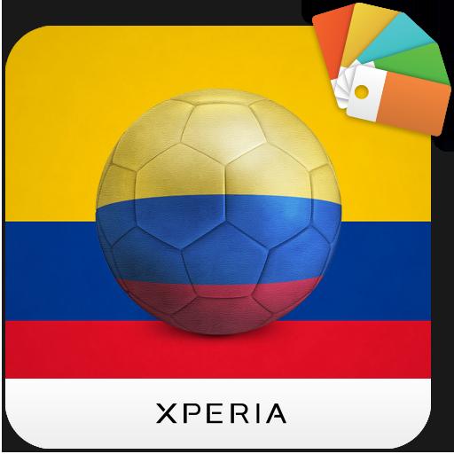 Xperia™ Team Colombia  Live Wallpaper