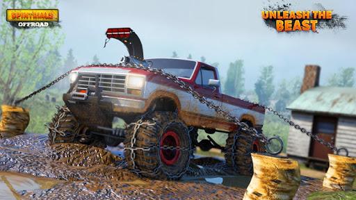 Spintrials Offroad Driving Games screenshots 2
