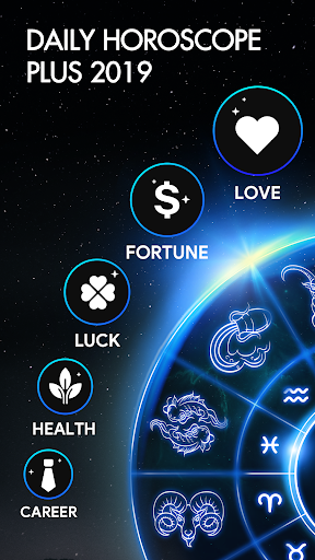 Daily Horoscope Plus u00ae - Zodiac Sign and Astrology 1.6.8 screenshots 1