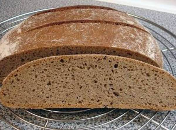 Roggenbrot (german Rye Hardbread) Recipe