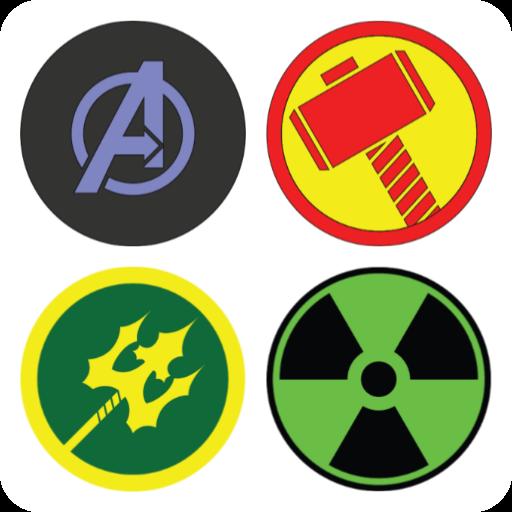 Avengers Infinity Marvel Logo  Quiz