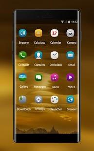 Theme for Nokia X3-02 - náhled