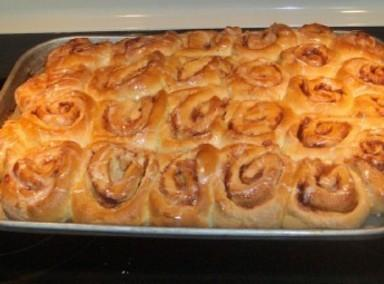 Tuck Shopcinnamon Buns  Voted The Best! Recipe