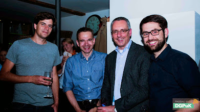 Photo: DGPuK 2014 Farewell-Party im Café Innsteg   Foto: Janertainment Janine Amberger