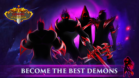 Demon Warrior: Stickman Shadow – Fight Action RPG 3