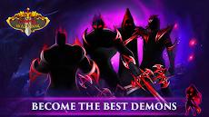 悪魔の戦士: Stickman Shadow - Fight Action RPGのおすすめ画像3