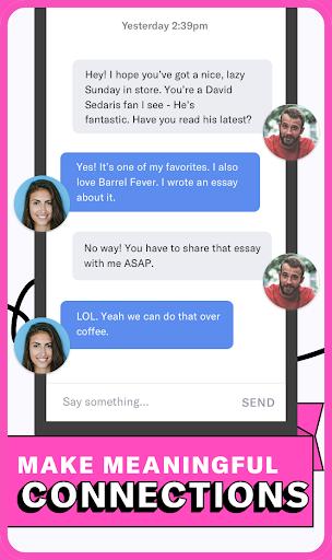 OkCupid - Best Online Dating App for Great Dates screenshot 5