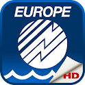 Boating Europe HD icon
