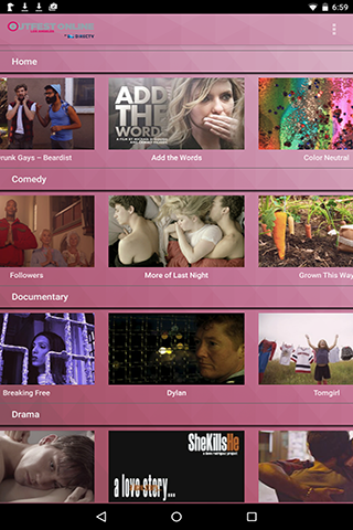 Outfest Online by DIRECTV