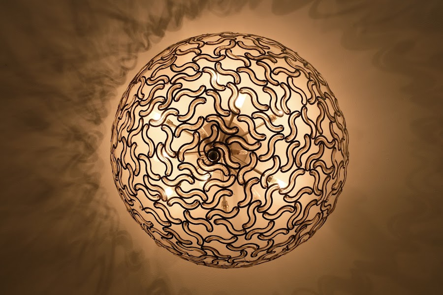 Art light by Beh Heng Long - Abstract Patterns ( lamp,  )