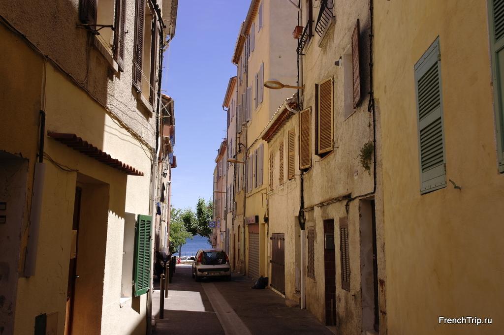Ла Сьота (La Ciotat), Прованс - фото