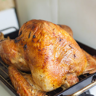 Rosemary & Olive Oil Roasted Turkey