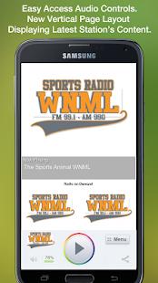 The Sports Animal WNML- screenshot thumbnail