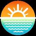물때와날씨(조석예보, 물때표, 바다날씨, 바다낚시) icon