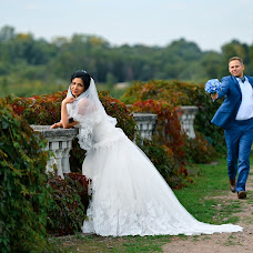 Wedding photographer Evgeniy Petrov (NikonFX). Photo of 03.12.2015