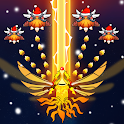 Sky Champ: Galaxy Space Shooter - Monster Attack icon