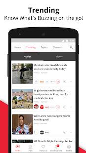 PublicVibe (NewsDistill) - náhled