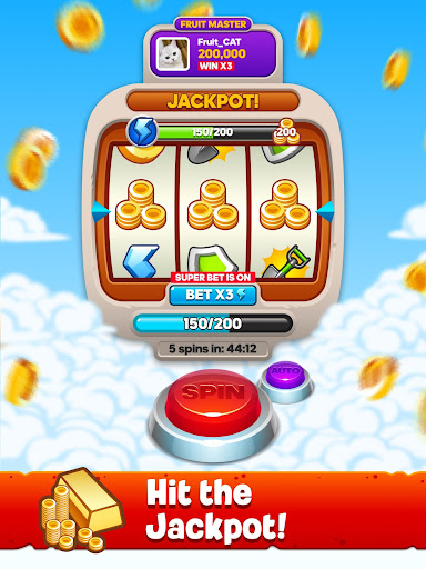 Fruit Master - Coin Adventure Spin Master Saga screenshots 7