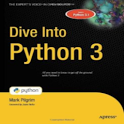 Dive Into Python 3 icon