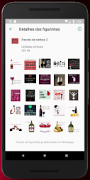 Figurinhas de vinho - WhatsApp WAStickerApps APK screenshot thumbnail 7
