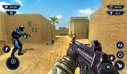 Army Anti-Terrorism Sniper Strike - SWAT Shooter 1.1 screenshots 8