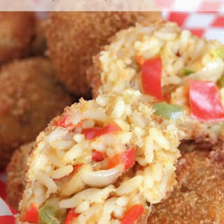 Cajun Shrimp Gumbo Fritters