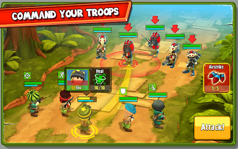 The Troopers: Special Forces 1.2.5 MOD (Unlimited Money) 7