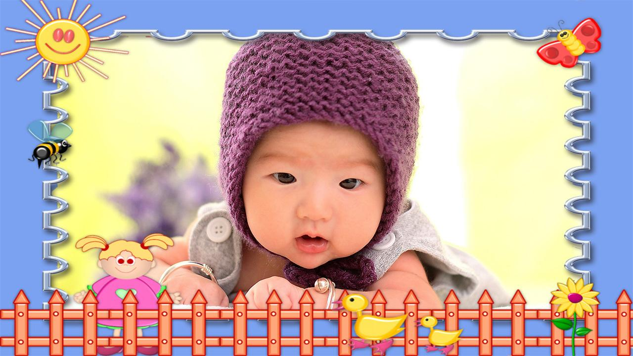Bayi Foto Frame Apl Android Di Google Play