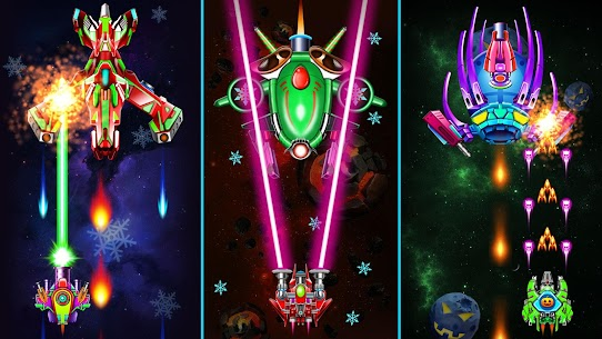 Galaxy Attack: Alien Shooter 29.3 8