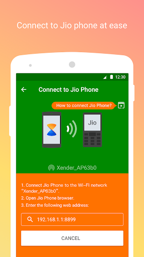 Share Music & Transfer Files - Xender 4.0.0717.Go screenshots 2