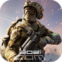 Call of modern FPS: war commando FPS Game icon