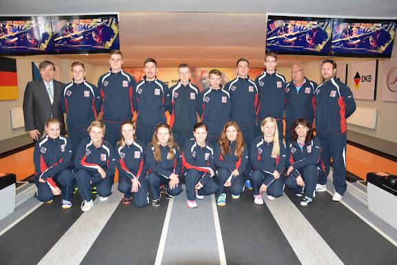 Mezistátní utkání juniorské reprezentace GER vs. CZE 2016