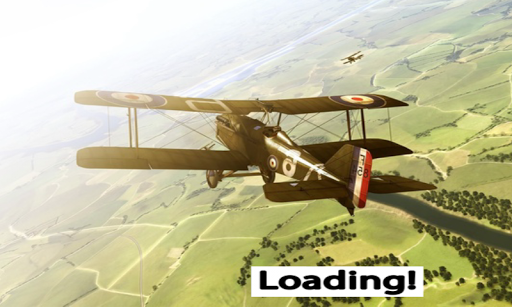Plane Flight Simulator Game 3D