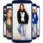 Erika Costell Wallpapers 4k icon