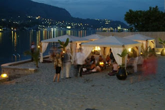 Photo: Lake Como nightlife