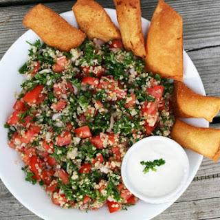 Cheap Quinoa Tabouli