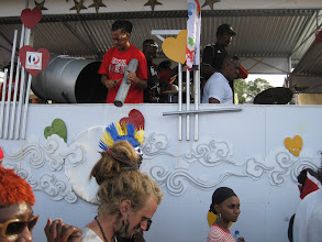 Photo: Phase II Pan Groove Engine Room, Carnival Monday